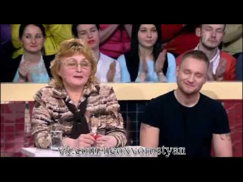 """видео: Алексей Хворостян в """"Модном приговоре"""" 22.02.2017 - фрагменты"""