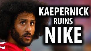 Nike Loses Billions Over Colin Kaepernick Controversy