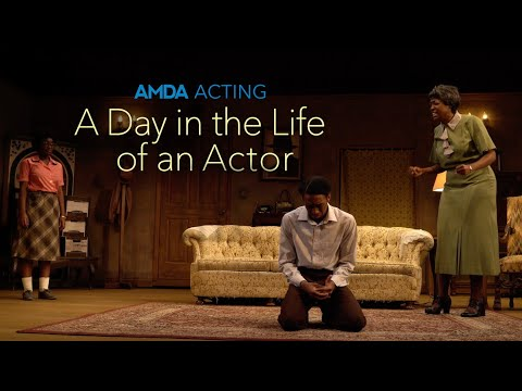 Download AMDA: A Day in the Life - Actor (Short Ver.)