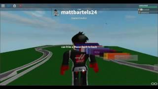 Roblox F1 Sim Racing