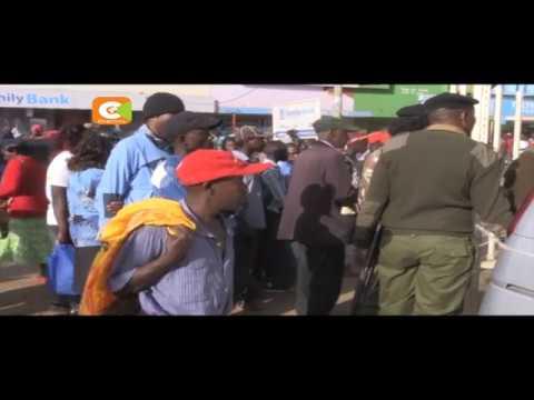 Uchumi Supermarket evicted from Karatina