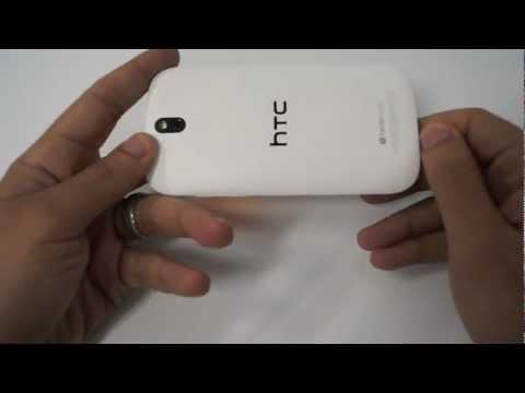 نظره على الهاتف المحمول HTC One SV