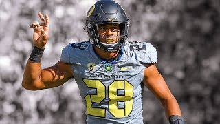 "Johnny Ragin III ""CEO"" Oregon Ducks Highlights 2016"