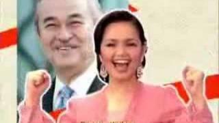 Warna Warna Malaysiaku Gemilang - Siti Nurhaliza