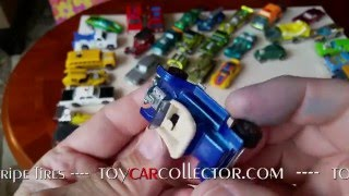 Redline Hot Wheels Collection - Part 3 - April 26th, 2016 - Video No. 105