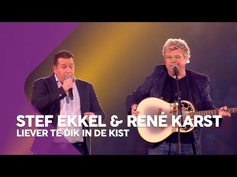 Stef Ekkel & René Karst - Liever te dik in de kist   Mega Piratenfeest 2016