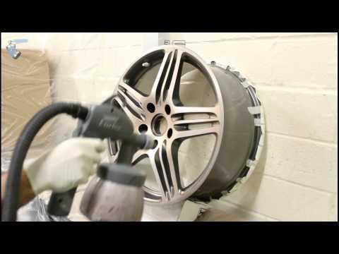 Liquid Car Wraps - Bronze Metallic Gloss Demo (Plasti Dip Alternative, DIP Car Alloy) UK Dip Scene