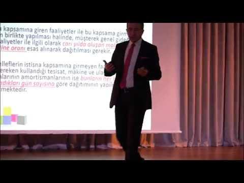 Teknokent Vergi Teşvikleri (1. Bölüm) _ İrfan VURAL