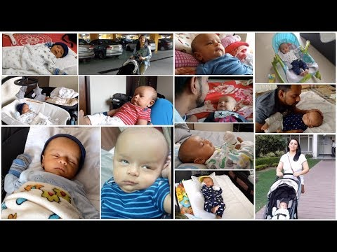 KABIR's 0-3 MONTHS VIDEO COMPILATION | KABIRPAYET