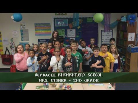 Ouabache Elementary School - Mrs. Fisher - 2nd Grade Class