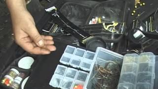Главные секреты карповой рыбалки. Чудо-сумка карполова.