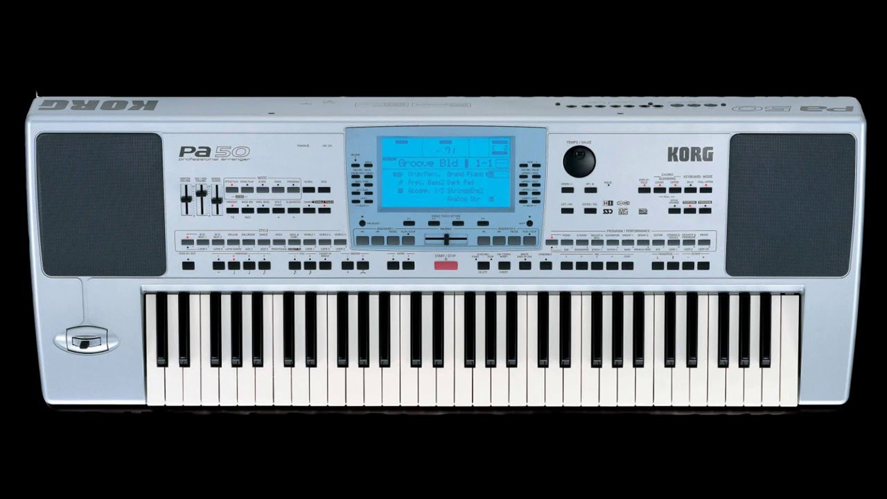 Korg Pa50 Pa60 Pa80 Software Problem Assign Slider Volume Does Not Work Youtube