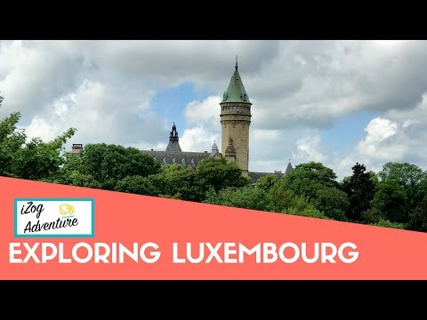 Visiting Luxembourg City Attractions