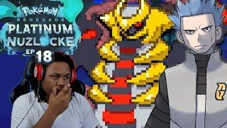 NOTHING BUT LEGENDS! Pokemon Renegade Platinum Nuzlocke w/ Sacred! Episode 18 NDS Rom Hack