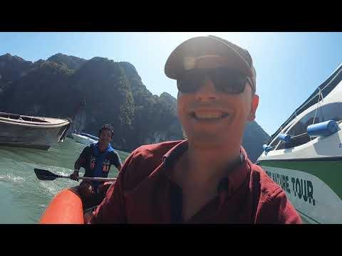 Плыву на Пхукет | День 3 | Дедушка Супермен, морские цыгане и райские острова | Таиланд своим ходом