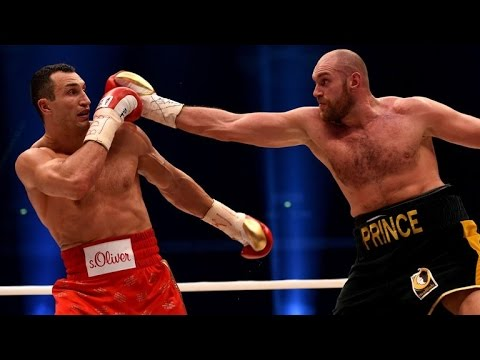 tyson fury vs klitschko full fight