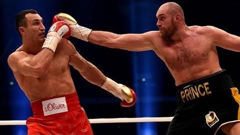 Tyson Fury vs Wladimir Klitschko FULL FIGHT
