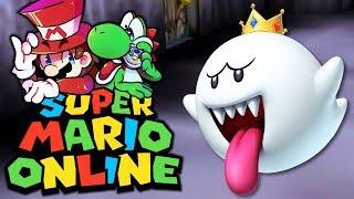 Gruselige Texturen in der BOO-Villa! | 07 | Super Mario 64 Online