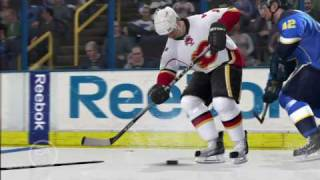 NHL 11 - NEW Gameplay Trailer HD