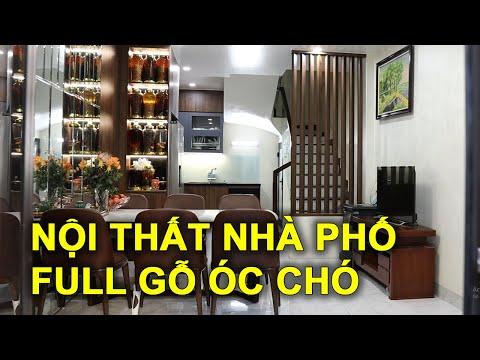 Thiết kế nội thất nhà phố 3 tầng tại Hà Nội - Một nét yên bình thời hiện đại