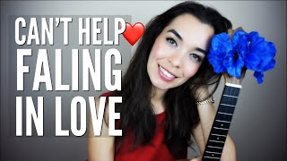 Can't Help Falling In Love EASY ❤ Ukulele Tutorial