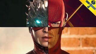 Every Live-Action Flash Suit Ranked From Worst to Best