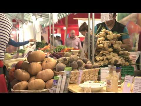 Slow Food Market Zürich 2016