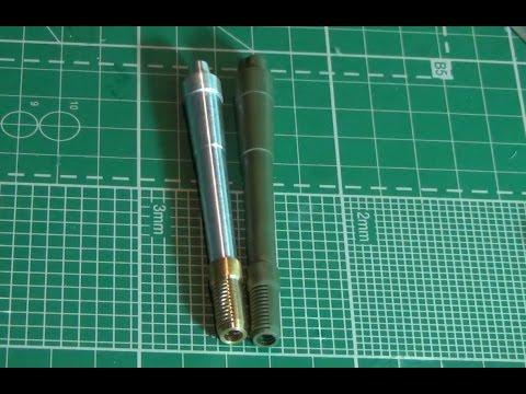 видео: Металлический ствол для ИСУ-152 magic models и сравнение металлического ствола с пластиковым