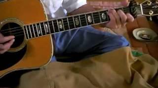 素人のギター弾き語り サンフランシスコ湾ブルース 武蔵野タンポポ団 Sa...