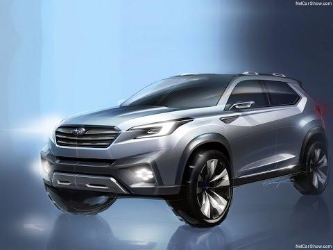 2015 Subaru Viziv Future Concept Youtube