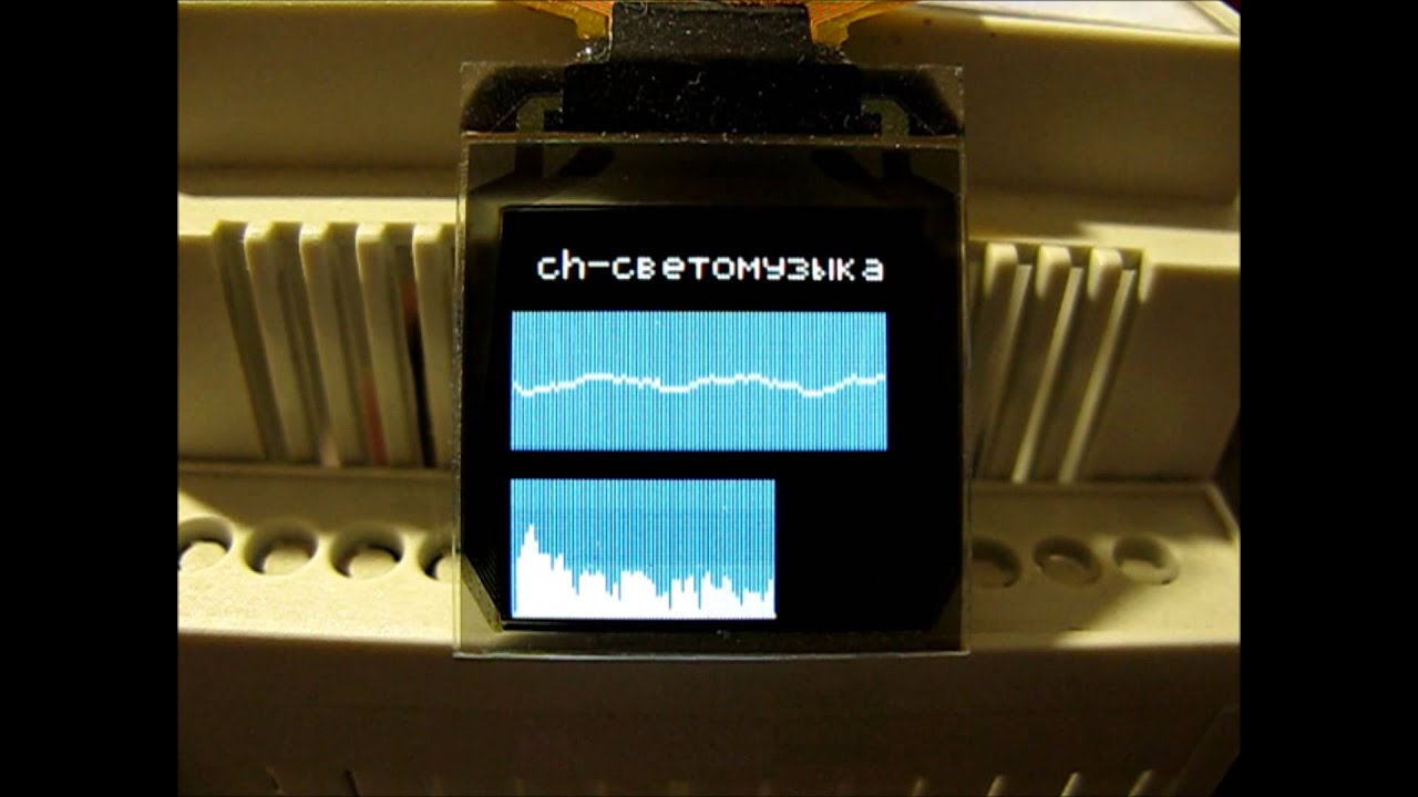 FFT Real-Time Audio Spectrum Analyser by Catcatcat electronics