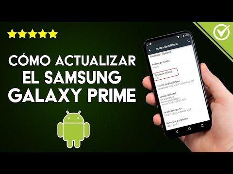 ¿Qué Versión de Android Tiene el J2 Prime? ¿Cómo Actualizarlo a Android 7.0 Nougat o Superior