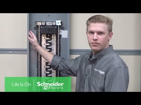 [SCHEMATICS_48IU]  Locating Ratings and Wiring Schematic on QO and Homeline Load Centers |  Schneider Electric Support - YouTube | Indoor Panel Wiring Diagram |  | YouTube