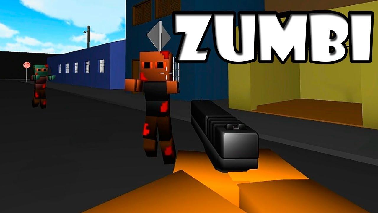 Minecraft download blocks zumbi