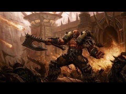 Официальный видеоролик обновления 5.4 для World of Warcraft «Осада Оргриммара»