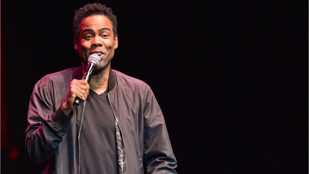 Chris Rock in a Hard Place: On Infidelity, a New Tour...