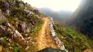 The Most Dangerous Road in Vietnam