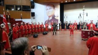 Harbiye Askeri Müzesi Mehter Takımı Gösterisi
