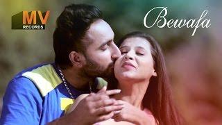 Bewaffa    Savi Kahlon    Ranjha Vij    Latest Punjabi Song 2015    MV Records