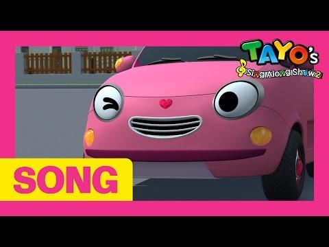 [Tayo's Sing Along Show 2] #07 Let's make a Choo-Choo train
