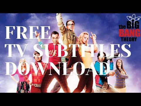 tv subtitles download