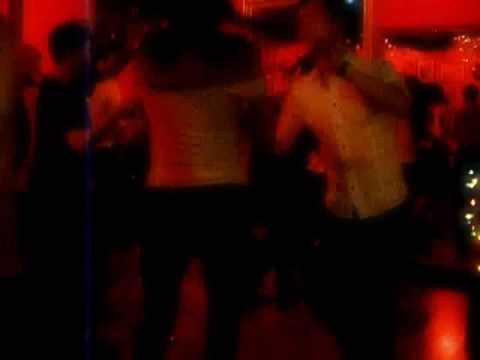 japan salsa TV  osaka[Michael & Miwa] @cafetin 090510 video by TAMA