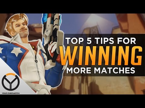 Overwatch: 5 Tips For Winning More Ranked Matches