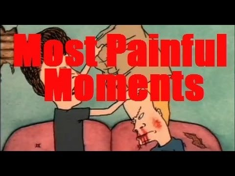 Beavis & Butthead: The Most Painful Moments