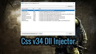 Free dll Injector for Counter-Strike Source