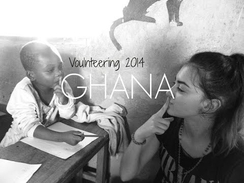 Ghana 2O14 / Projects Abroad ♡