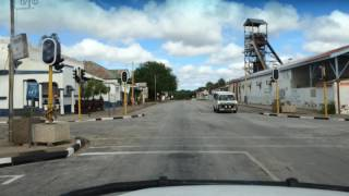 Tsumeb, Namibia - a drive around town - 29th of desember 2016