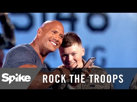 Rock The Troops Family Reunion