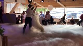 Свадебный танец (постановка+тяжёлый дым)