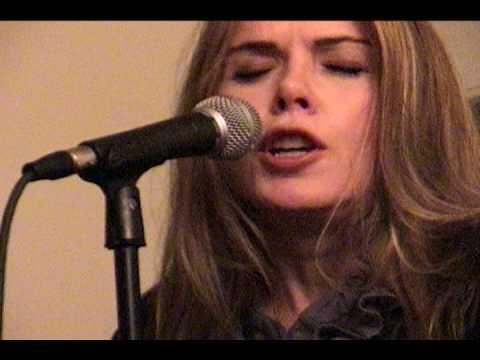 "Mary Fahl ""Ben Aindi Habibi"" house concert 12.12.2009"